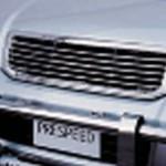 PRESPEEDスポーツグリル TYPE-1(メッキ) パーツ画像