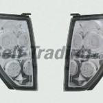 LEDリング付きヘッド用クリスタルコーナーランプ パーツ画像