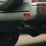 Bomber Exhaust パーツ画像
