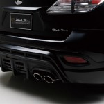 WALD SPORTS LINE BLACK BISON REAR SKIRT パーツ画像