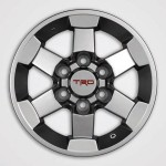 US-TRD ALLOY WHEEL パーツ画像