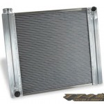 Direct-fit Flex-a-fit, Slim Profile, Aluminum Radiator パーツ画像