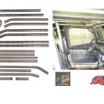 SYNERGY、Jeep YJ Cage Kit. パーツ画像