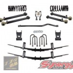 "SYNERGY、Dodge 3.0""Pre Run Suspension System. パーツ画像"