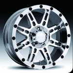 PRO COMP WHEEL SERIES 1031 パーツ画像