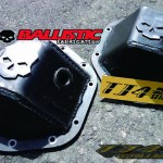 BALLISTIC FABRICATION, Dana44 Differential Cover Welded パーツ画像