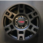 US TRD 17inch ALLOY WHEEL パーツ画像