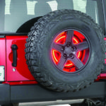 Rugged Ridge 3rd Brake Light LED Ring パーツ画像