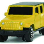 Jeep  Wrangler Unlimited 3inch Maisto パーツ画像