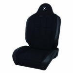 CORBEAU,Baja RS Recliner Seat,66402B,Black/Cloth パーツ画像