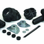 DAYSTAR,ComfortRide,2.5″spacer kit パーツ画像