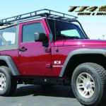 GARVIN,Expedition Rack,JK Wrangler 2Dr パーツ画像