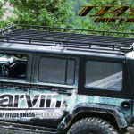 GARVIN,Expedition Rack JK Wrangler 4Dr パーツ画像