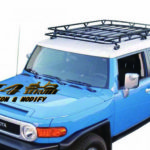 GARVIN,Expedition Rack,FJ Cruiser,Long Version パーツ画像