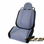 RRC Reclining Racing Seat Grey/Black パーツ画像