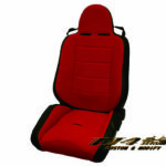 RRC Reclining Racing Seat Red/Black パーツ画像