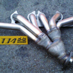 Rugged Ridge,Exhaust Header,1991-1998 Wrangler パーツ画像