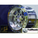 TRAILREADY、HD20 TR Bead Lock Wheels. パーツ画像