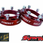 SYNERGY、Hub Centric Wheel Spacers、6H5.5″ パーツ画像