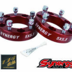 "SYNERGY、Lug Centric Wheel Spacers、5H4.5"" パーツ画像"