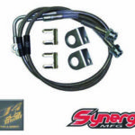 SYNERGY、JK Extended Brake Line Kit. パーツ画像