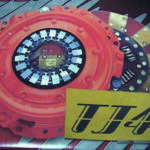 CENTER FORCE CLUTCH KIT パーツ画像