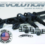 REVOLUTION、ZJ(D30)30SPL US MADE、4140 chromoly Frt Axle Kit パーツ画像