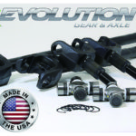REVOLUTION、ZJ Grand Cherokee US MADE、4140 chromoly Frt Axle Kit パーツ画像
