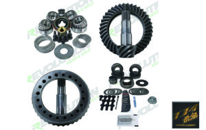 REVOLUTION、FORD F150 2011-UP、Gear Pkg(9.75-8.8R) パーツ画像
