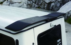 WALD SPORTS LINE BLACK BISON EDITION ROOF WING パーツ画像