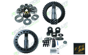 REVOLUTION, NISSAN 5.89Ratio Gear Pkg (H233B-H233BR) パーツ画像