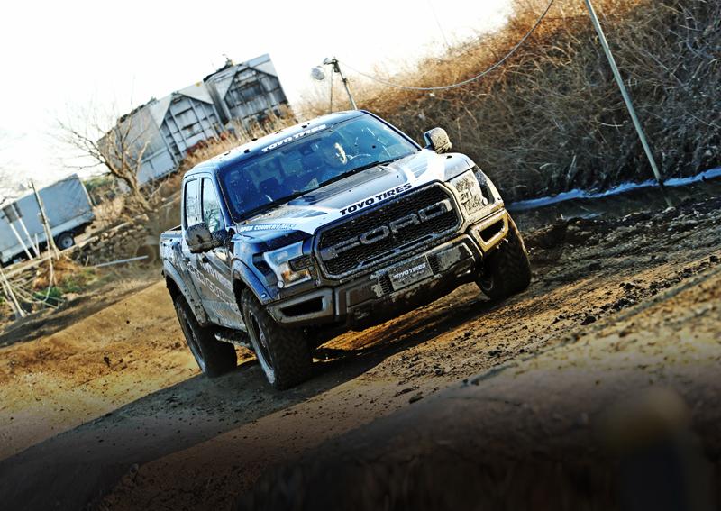A/T、R/T、M/Tの全方位で4WD・SUVをアシスト
