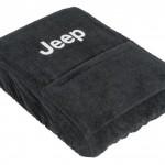 Jeep®ロゴ入り コンソールリッドカバー 07-10 パーツ画像