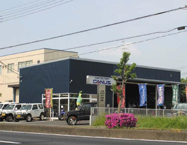 CANUS店舗画像