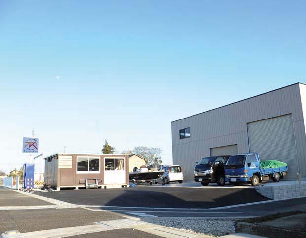T.K TECH 4WDカスタムパーツ・SUVカスタムパーツ・ハイエースカスタムパーツ専門店店舗画像