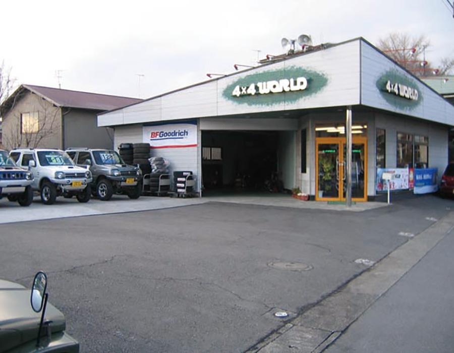 4×4 WORLD