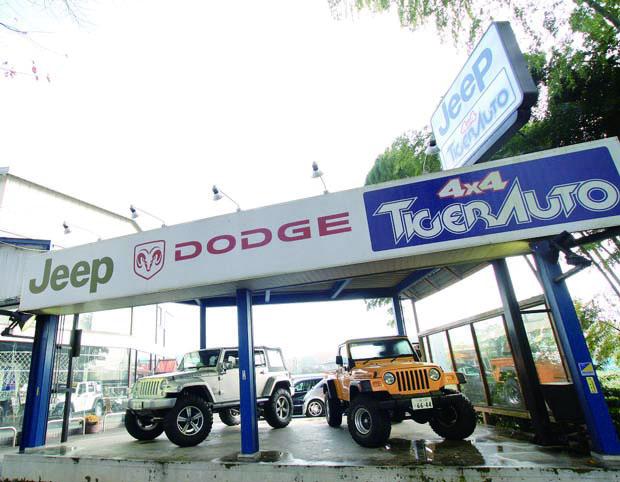タイガーオート店舗画像