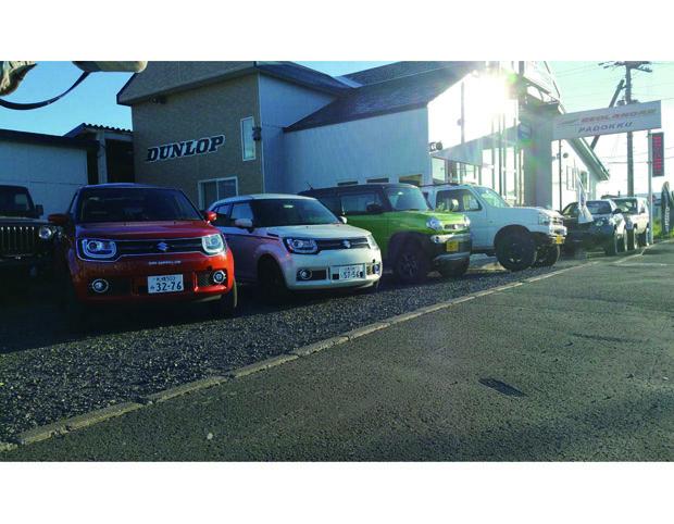 4WDサービス パドック店舗画像