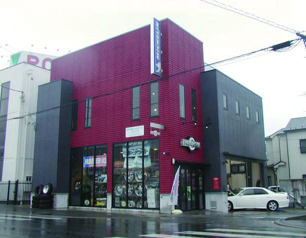 MUDJAYSON店舗画像