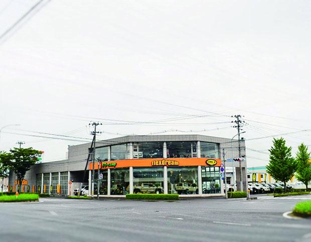 ランクル仙台東店(株)フレックスドリーム