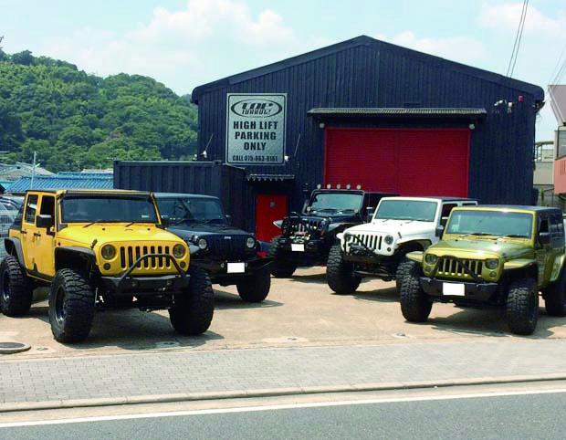 トップランカー店舗画像
