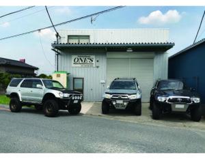 テクニカルガレージONE'S店舗画像