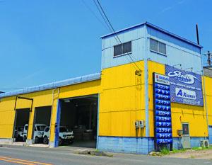 ショウワガレージ店舗画像